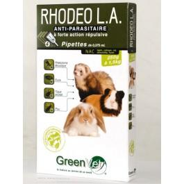 Rhodeo L.A N.A.C de 250 grs à 1.5 kg 4 pipettes  - La Compagnie Des Animaux