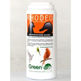 Rhodeo poudre aviaire 125 grs - La Compagnie Des Animaux