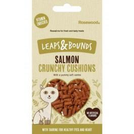 Rosewood Friandise Crunchy au saumon pour Chat 60 g - La Compagnie Des Animaux