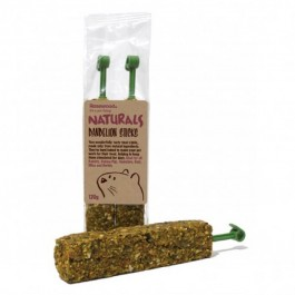 Rosewood Naturals Friandise pissenlit 120 g - La Compagnie Des Animaux