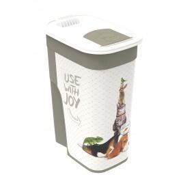 Rotho Mypet Pet Food Container JOY chat/chien 4,1 L - La Compagnie Des Animaux