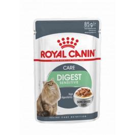 Royal Canin Digest Sensitive Sensibilité digestive Sachet 12 x 85 grs - La Compagnie Des Animaux