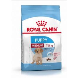 Royal Canin Puppy Medium 10 kg - La Compagnie Des Animaux