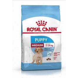 Royal Canin Puppy Medium 15 kg - La Compagnie Des Animaux