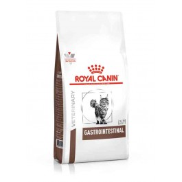 Royal Canin Veterinary Diet Cat Gastro Intestinal GI32 400 grs - La Compagnie Des Animaux