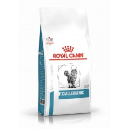Royal Canin Veterinary Diet Cat Anallergenic AN24 2 kg - La Compagnie Des Animaux