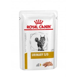 Royal Canin Veterinary Diet Cat Urinary Poulet 12x195 grs - La Compagnie Des Animaux