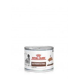 Royal Canin Veterinary Diet Dog Gastro Intestinal Low Fat 12 x 200 grs - La Compagnie Des Animaux