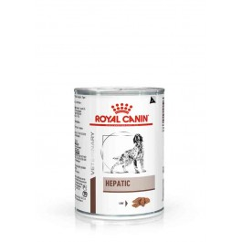 Royal Canin Veterinary Diet Dog Hepatic 12 x 420 grs - La Compagnie Des Animaux