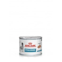 Royal Canin Veterinary Diet Dog Hypoallergenic 12 x 200 grs - La Compagnie Des Animaux