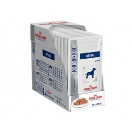 Royal Canin Veterinary Diet Dog Renal sachet 10 x 150 grs - La Compagnie Des Animaux