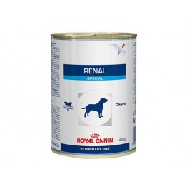 Royal Canin Veterinary Diet Dog Renal Special 12 x 410 grs - La Compagnie Des Animaux