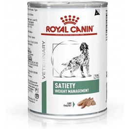 Royal Canin Veterinary Diet Dog Satiety Support 12 x 195 grs - La Compagnie Des Animaux