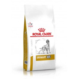 Royal Canin Veterinary Diet Dog Urinary Low Purine UUC18 14 kg - La Compagnie Des Animaux