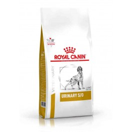 Royal Canin Veterinary Diet Dog Urinary LP18 2 kg - La Compagnie Des Animaux