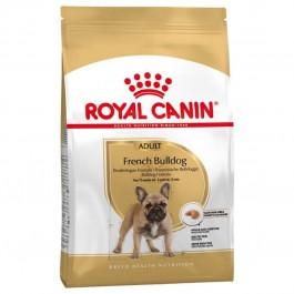Royal Canin Bouledogue Français Adult 9 kg - La Compagnie Des Animaux