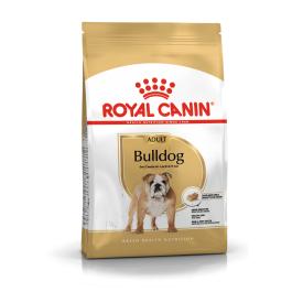 Royal Canin Bulldog Adult 3 kg - La Compagnie Des Animaux