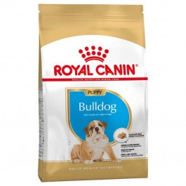 Royal Canin Bulldog Junior 3 kg - La Compagnie Des Animaux