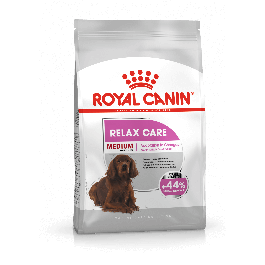 Royal Canin Canine Care Nutrition Medium Relax Care - La Compagnie des Animaux