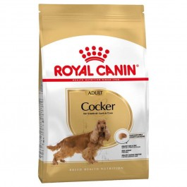 Royal Canin Cocker Adult 12 kg - La Compagnie Des Animaux