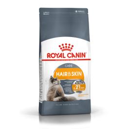 Royal Canin Féline Care Nutrition Hair & Skin Care 10 kg - La Compagnie Des Animaux