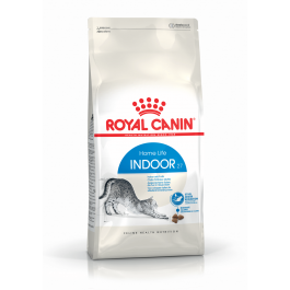 Royal Canin Féline Health Nutrition Indoor 27 - 4 kg - La Compagnie Des Animaux