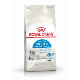 Royal Canin Féline Health Nutrition Indoor Appetite Control 2 kg - La Compagnie Des Animaux