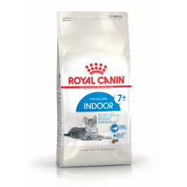 Royal Canin Féline Health Nutrition Indoor + de 7 ans 3.5 kg - La Compagnie Des Animaux