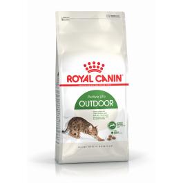Royal Canin Féline Health Nutrition Outdoor 30 - 4 kg - La Compagnie Des Animaux