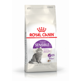 Royal Canin Féline Health Nutrition Sensible 33 - 10 kg + 2 kg offerts - La Compagnie Des Animaux