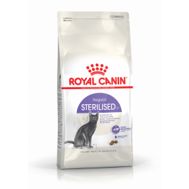 Royal Canin Féline Health Nutrition Sterilised 37 - 4 kg - La Compagnie Des Animaux