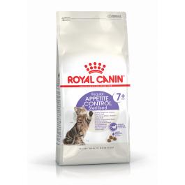 Royal Canin Féline Health Nutrition Sterilised Appetite Control + de 7 ans 3.5 kg - La Compagnie Des Animaux