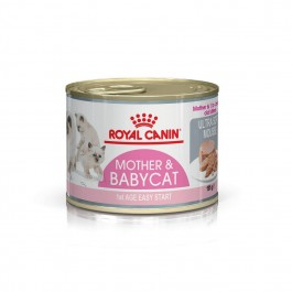 Royal Canin Feline Health Nutrition Mother & Babycat mousse 12 x 195 g - La Compagnie Des Animaux