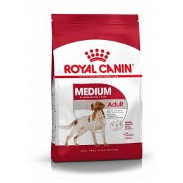 Royal Canin Medium Adult 10 kg - La Compagnie Des Animaux