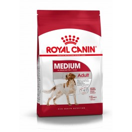 Royal Canin Medium Adult 15 kg - La Compagnie Des Animaux