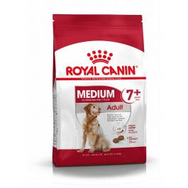 Royal Canin Medium Adult + de 7 ans 10 kg - La Compagnie Des Animaux