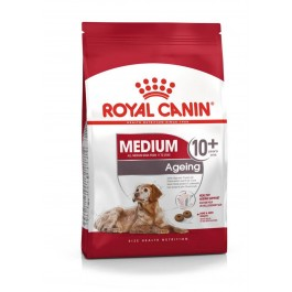 Royal Canin Medium Senior + de 10 ans 15 kg - La Compagnie Des Animaux