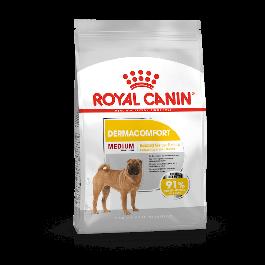 Royal Canin Medium Dermaconfort 10 kg - La Compagnie Des Animaux