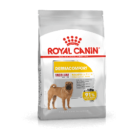 Royal Canin Medium Dermaconfort 10 kg - La Compagnie Des Animaux