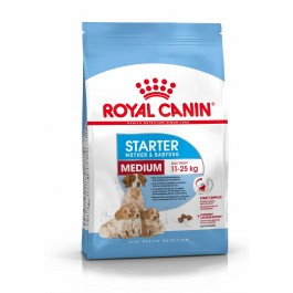 Royal Canin Medium Starter Mother and Babydog 12 kg - La Compagnie Des Animaux