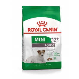 Royal Canin Mini Ageing 12+ 3.5 kg - La Compagnie Des Animaux
