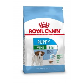 Royal Canin Mini Junior 4 kg - La Compagnie Des Animaux