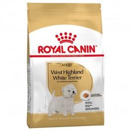 Royal Canin West Highland White Terrier Adult 3 kg - La Compagnie Des Animaux