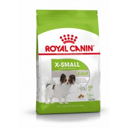 Royal Canin X-Small Adult 3 kg - La Compagnie Des Animaux