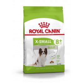 Royal Canin X-Small Mature + de 8 ans 3 kg - La Compagnie Des Animaux