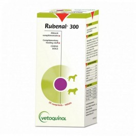 "Rubenal 300  ""NF"" 60 cps - La Compagnie Des Animaux"