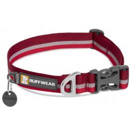 Collier Ruffwear Crag Collar Rouge M - La Compagnie Des Animaux