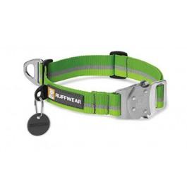 Ruffwear Collier Top Rope Vert L - La Compagnie Des Animaux