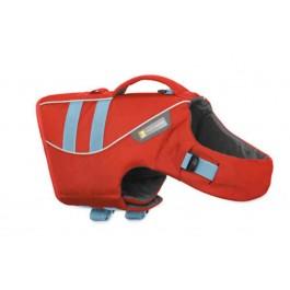 Ruffwear Gilet de sauvetage Float Coat Rouge XXS - La Compagnie Des Animaux