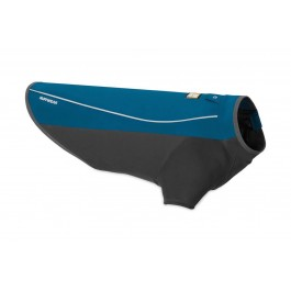Ruffwear Cloud Chaser Manteau bleu XS - La Compagnie Des Animaux